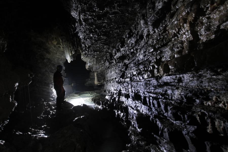 Ramo dei Sifoni, Grotta Nuova di Villanova, Lusevera