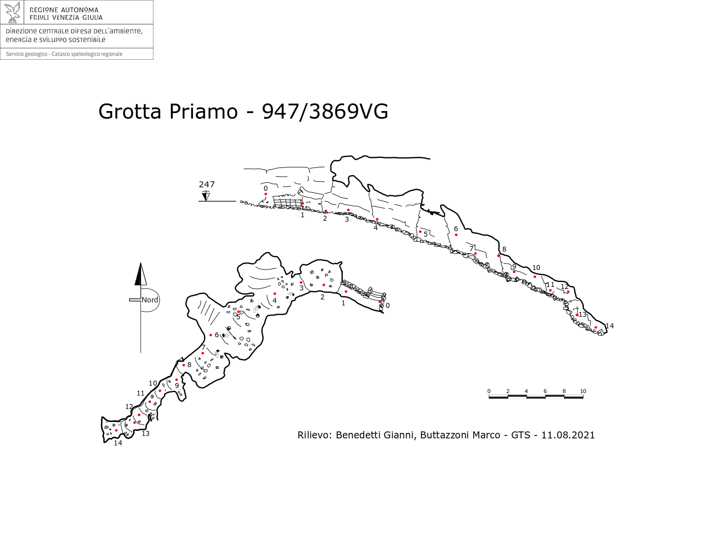 Grotta Priamo